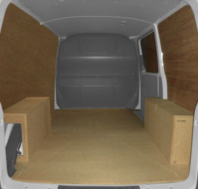 Kit d'habillage – Volkswagen T5 Court
