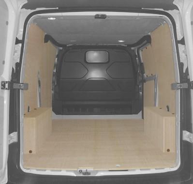 habillage bois ford custom l1 24c. Black Bedroom Furniture Sets. Home Design Ideas