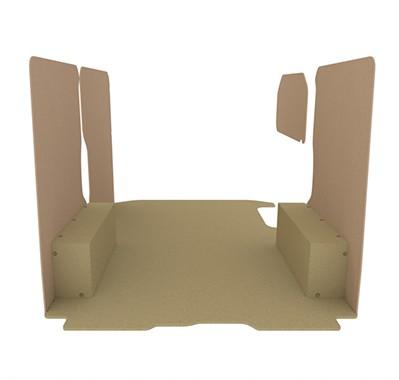 habillage et protection bois 1er prix renault trafic l2. Black Bedroom Furniture Sets. Home Design Ideas