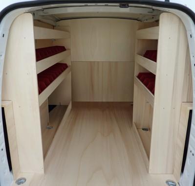 am nagement peugeot partner l2 kitwood. Black Bedroom Furniture Sets. Home Design Ideas
