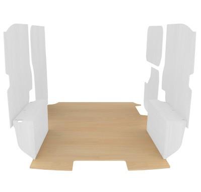 Protection intérieur plancher pour Jumpy Expert Proace