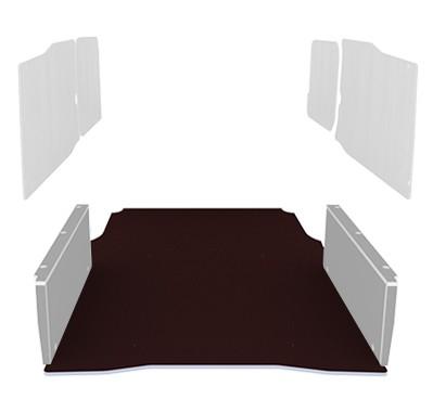 Plancher antidérapant pour véhicule utilitaire