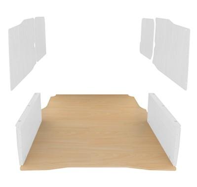 Plancher pour véhicule utilitaire