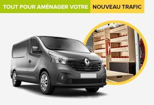 Aménagement Nouveau Trafic Renault