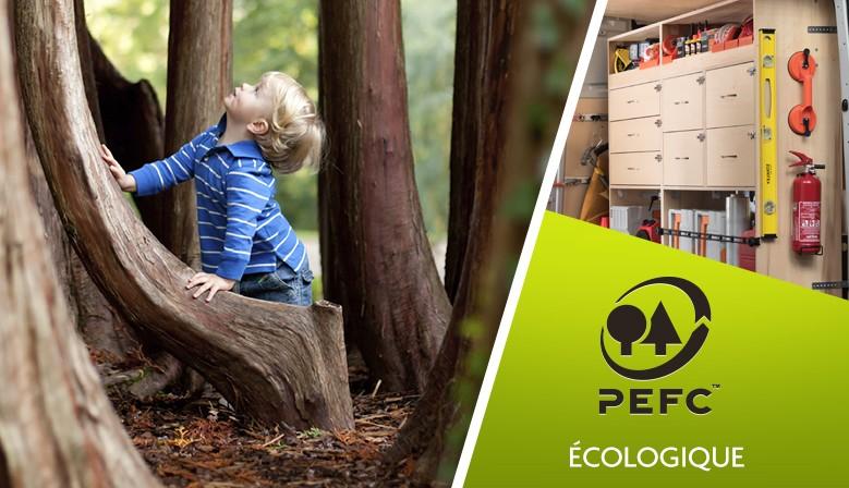 Aménagements bois écologiques