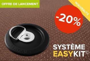 Easykit : -20% lancement