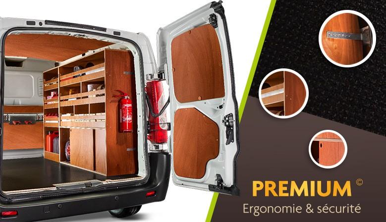 KITWOOD : Agencements Premium