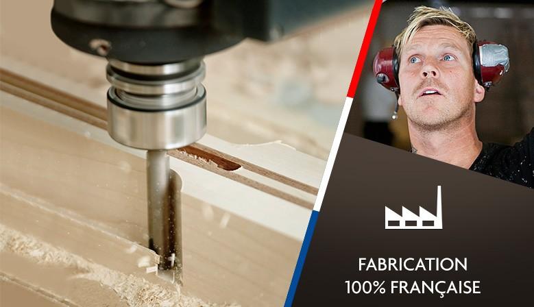 Kitwood : Fabrication française